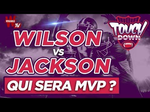 🏈 Touchdown #10 : Lamar JacKson vs Russell Wilson, qui sera MVP ?