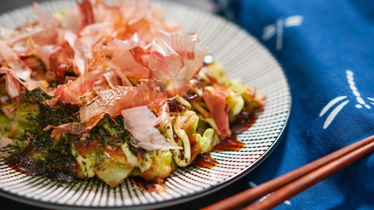 大阪燒│01教煮【日本媽媽家庭料理#7】 - YouTube
