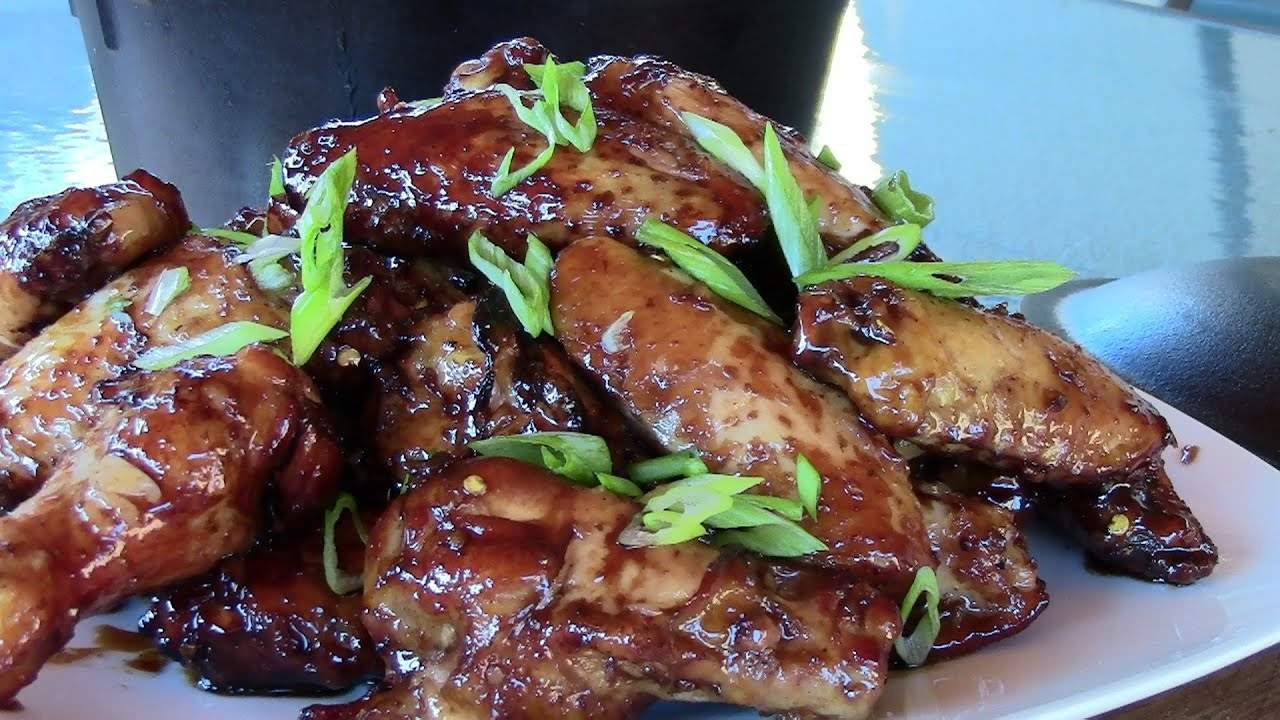 Malaysian style chicken wings video recipe youtube forumfinder Images