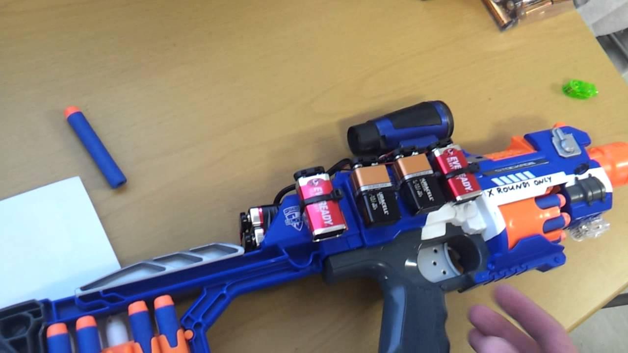 Amazon.com: Nerf N-strike Elite Stockade Exclusive: Toys & Games