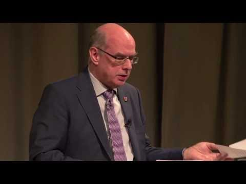 Vice-Chancellor's Distinguished Lecture Series - Professor David Eastwood