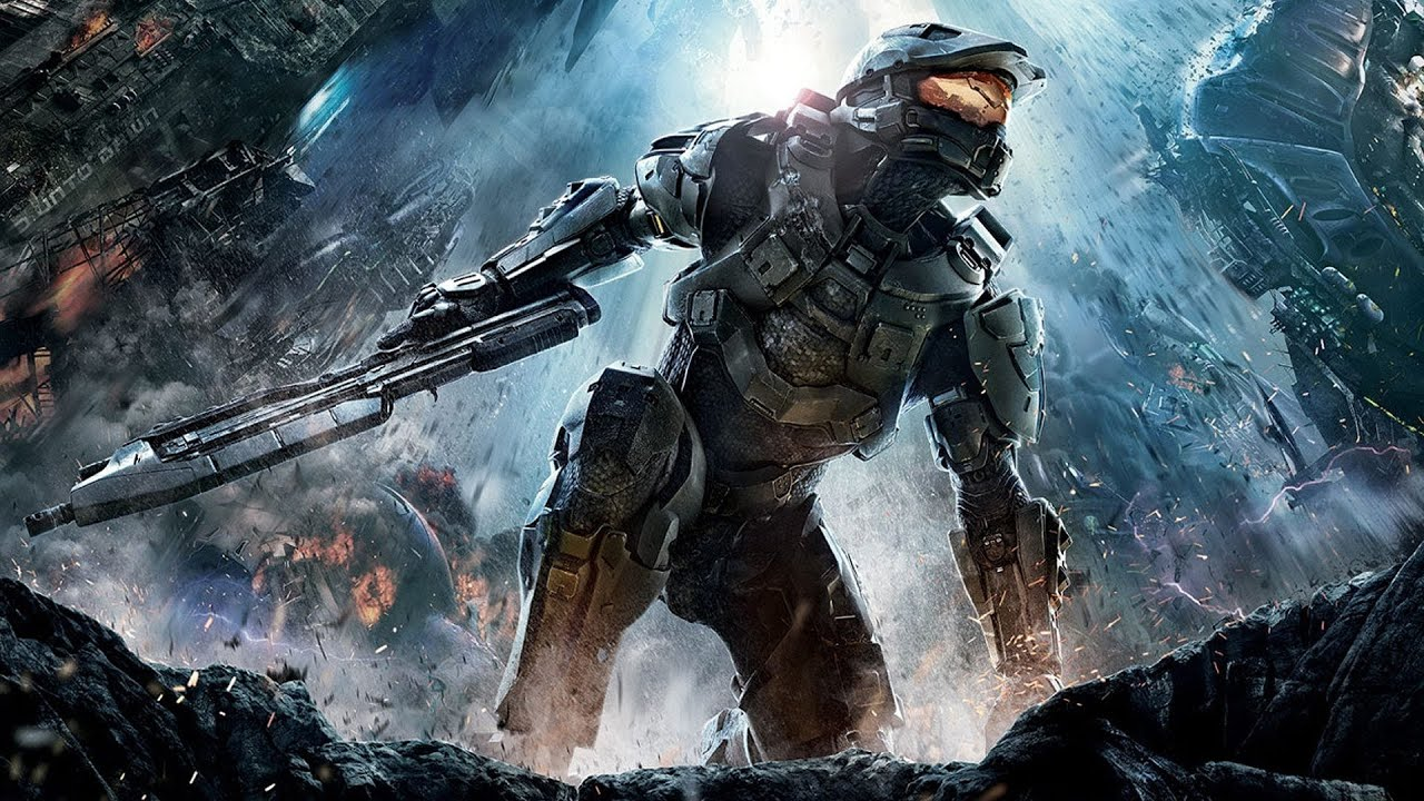 Halo 4 -  Pitchinu0027 a Tent  Achievement Guide & Halo 4 -