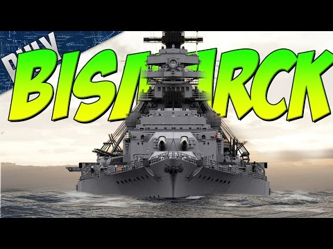 BATTLESHIP BISMARCK - Love This SHIP (World Of Warships Gameplay)