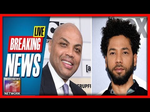 BREAKING: Watch Jussie Smollett BRUTALLY HUMILIATED By Charles Barkley as Shaq BEGS Him to Stop!