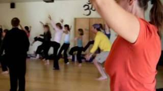 Paulie Zink Workshop #3  Inner Vision Yoga, Chandler AZ