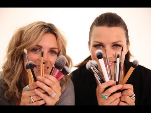 PIXIWOO GUIDE TO MAKEUP BRUSHES