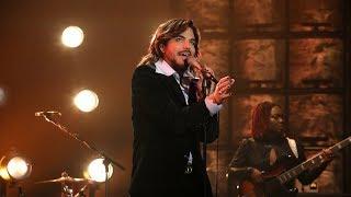 Adam Lambert Performs 'New Eyes'