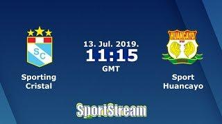 ⚽ Sporting Cristal vs Sport Huancayo ⚽ Liga 1 Clausura Peru Cup 2019 | 😱SIMULACIÓN🎮