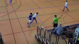 U14 Jhg2005 FC Schalke 04 - SV Darmstadt 98 2:0; RHEINSÜD HALLENCUP 19.01.2019