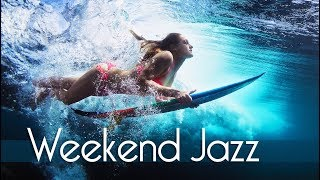 Weekend Jazz • 3 Hours Smooth Jazz Saxophone Instrumental Music for Weekend Fun!