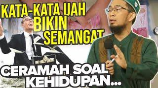 Download Mp3 Bikin Semangat Lagi, Uah Berbicara Soal Kehidupan - Ustadz Adi Hidayat Lc Ma
