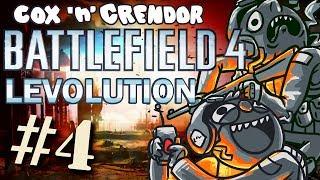Battlefield 4 China Rising: Tanks vs Copters!