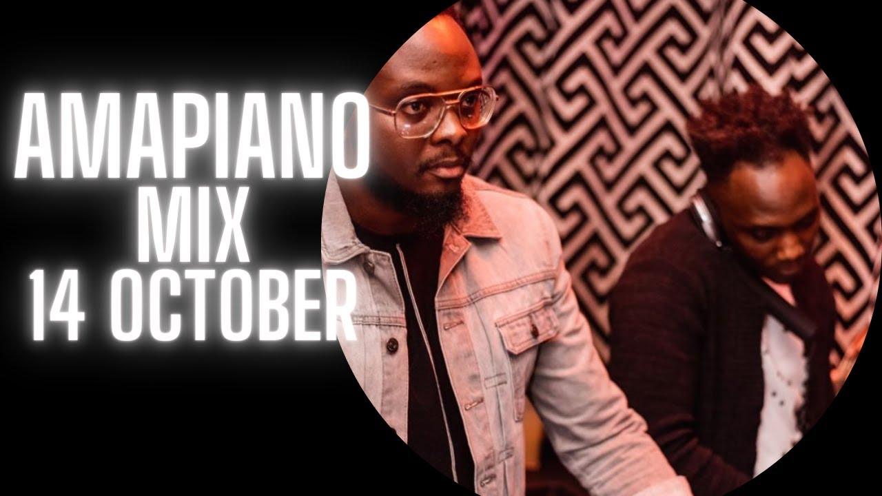 Download Amapiano mix 2021   14 OCT  ft Kabza De small, Maphorisa, MFR souls ,& News Songs  DOUBLETROUBLEMIX