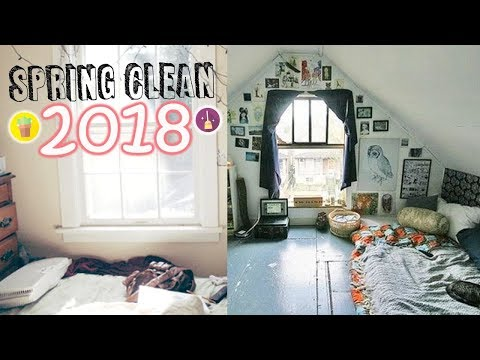 Stop Procrastinating || Spring Cleaning 2018