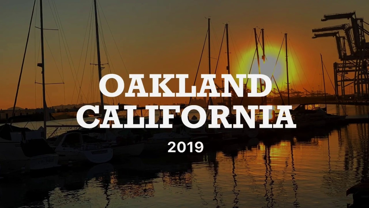 Oakland, California 2019 -Broadway, Jack London Square, Water Front 奥克兰印像-百老汇,杰克伦敦广场,海滨