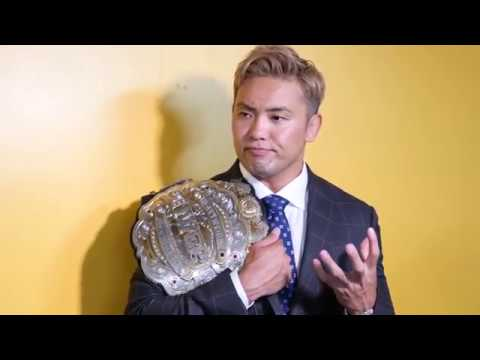 IWGP Heavyweight Champion Kazuchika Okada Talks Cody Rhodes, NJPW G1 Global Special