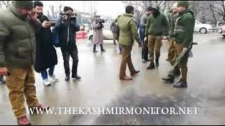 ASI of police, two traffic cops injured in RaJbagh grenade attack