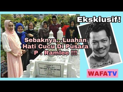 Download Eksklusif!!!...Luahan Hati Cucu Di Pusara P.Ramlee!!!