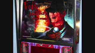 Nightmare On Elm Street pinball main theme