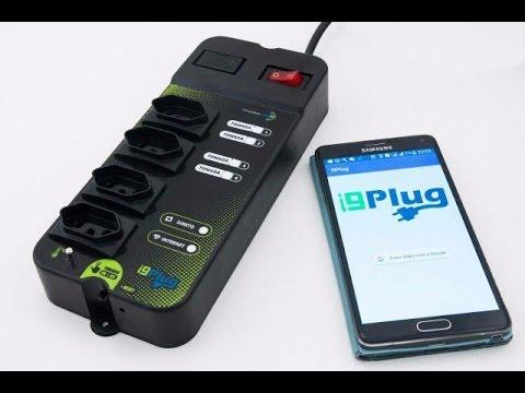 Tomada Inteligente i9plug Controle Suas Tomadas pela Internet TioChicoShop