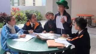 中華基督教會全完第二小學-惜物減廢救地球