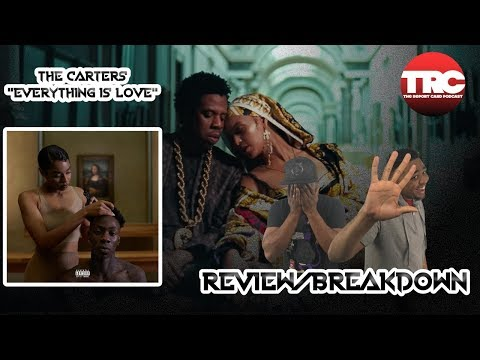 "The Carters *Jay - Z & Beyonce* ""Everything Is Love"" Album Review *Honest Review*"