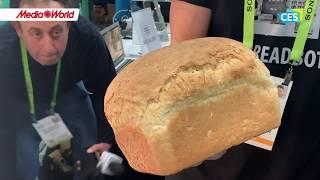 CES 2019 - Breadbot, la fabbrica del pane si sposta sotto casa