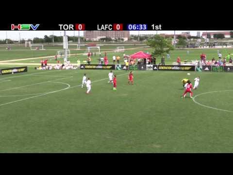 U12 Toronto FC v Los Angeles FC