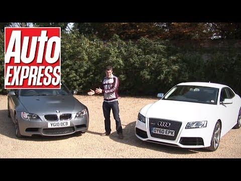 Audi RS5 vs BMW M3 review - Auto Express