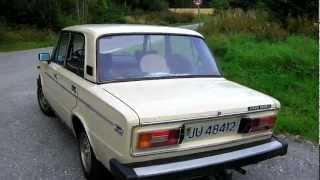 VAZ Lada 1600 L 2106 walk around
