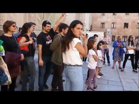 Salamanca se llena de pianos