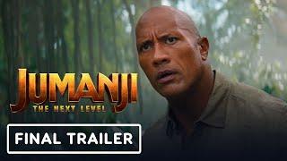 JUMANJI: THE NEXT LEVEL - Official Trailer REACTION!!