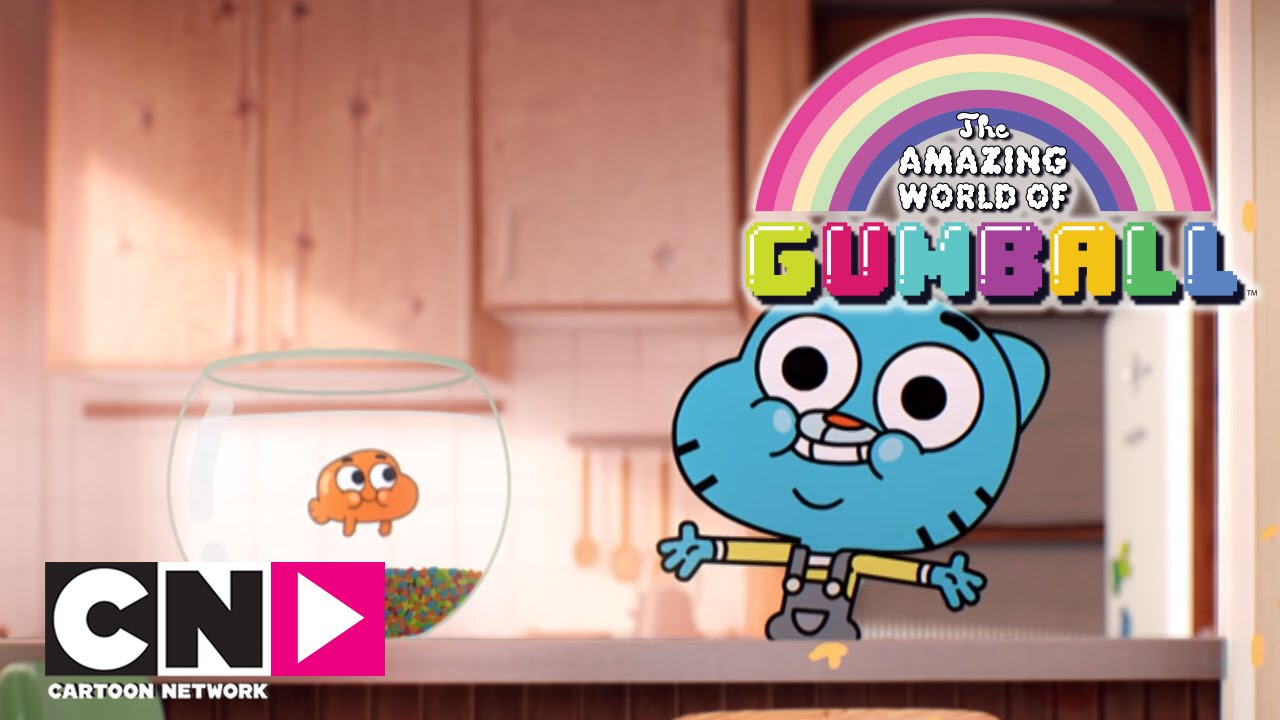 Lille Gumball | Gumball | Dansk Cartoon Network - YouTube