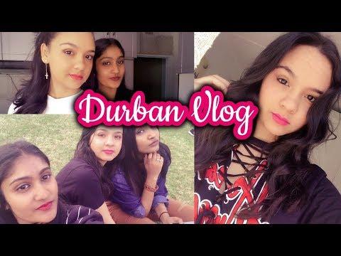 Vlog #1: Durban Trip *South African Youtuber*