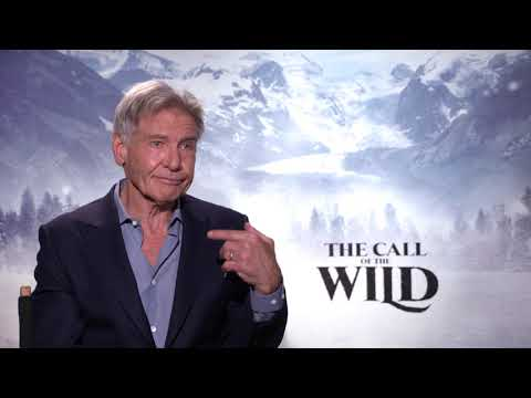 Harrison Ford Interview: The Call Of The Wild