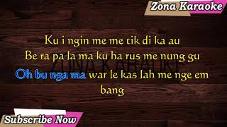 Tetty Kadi - Bunga Mawar (Karaoke Lirik)