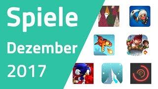 Top Spiele für Android & iOS - Dezember 2017