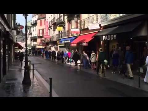 All Day In Lourdes France