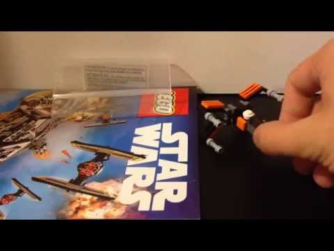 LEGO Toys R Us Poe's X-Wing Fighter REVIEW! FREE Make-and-Take