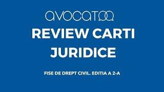 Gambar cover Review Fise Drept Civil Hamangiu