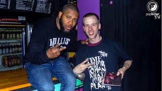 REKS - interview - on