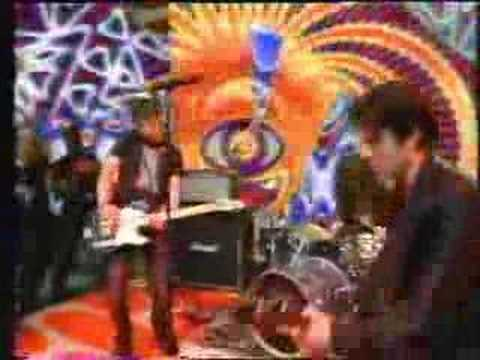 "Jon Spencer Blues Explosion - Afro on ""The Word"" Uk TV 1994"