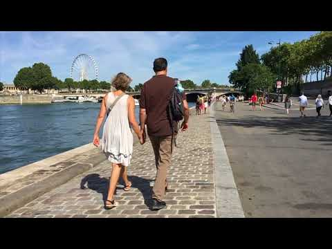 Strolling along the river Seine (Part 2)