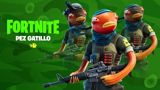 Cortos de Fortnite: Pez gatillo
