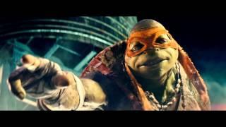 Черепашки-ниндзя - Официальный трейлер