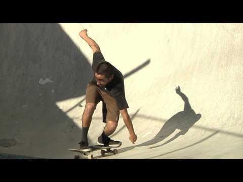 No Future Skateboards   Brandon Perelson I 2 pools