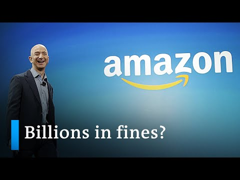 European Union files antitrust charges against Amazon | DW News