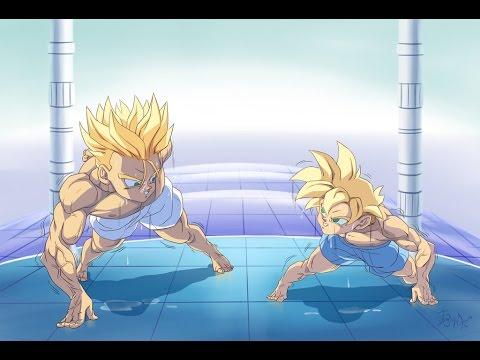 Training Motivation Anime