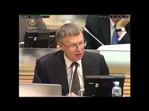(Alkas.lt, lrs.lt) Seime svarstomas nutarimo projektas dėl žemės referendumo (2)
