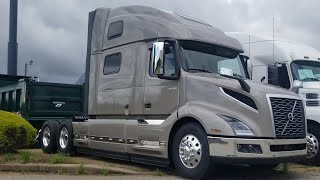 2021 Volvo VNL 860 Semi Truck Full Walkaround Exterior and Interior